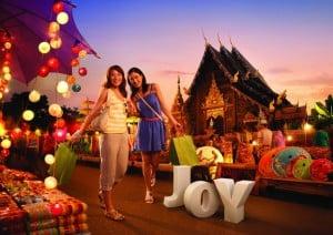 Thailand tourism promotion