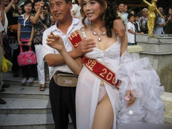 Beauty Pageant Industry in China