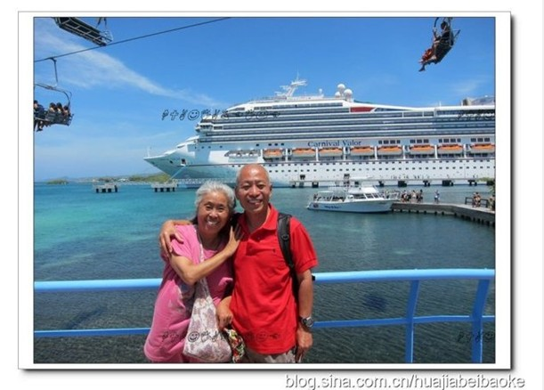 Senior tourists in Asean country