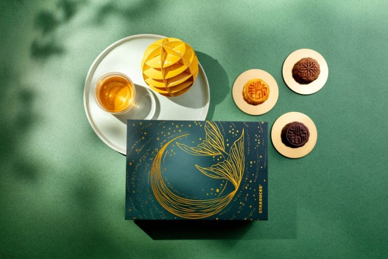 How Starbucks became one of the top Moon Cake seller in China?