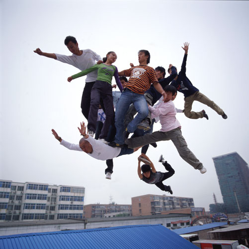 Interview of Li Wei, amazing chinese photographer