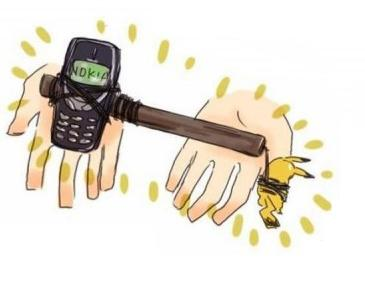 """Nokia """"Strong Phone"""" Goes Viral in China"""