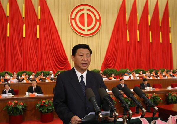 The new president of China: Xi Jinpin