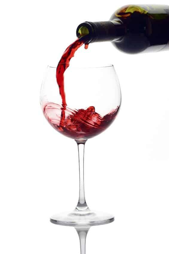 China red wine market