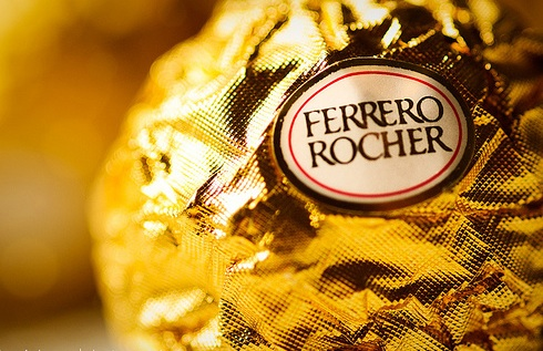 Ferrero's communication in China