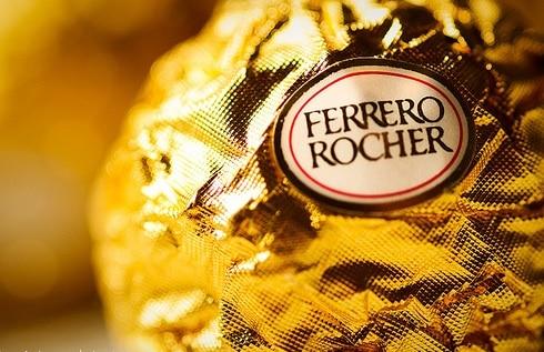 Ferrero's communication in China