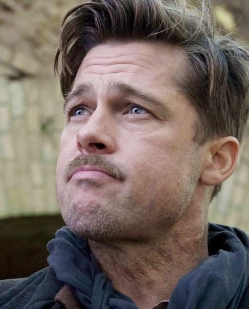 Brad Pitt's Mysterious Join of  Sina Weibo