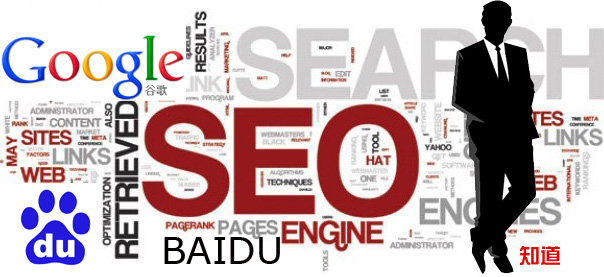SEO agency in China