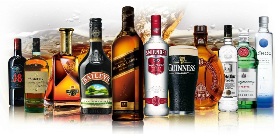 Diageo, leader in Alcohol Digital Marketing
