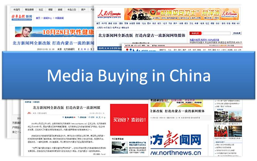 Media Buying China