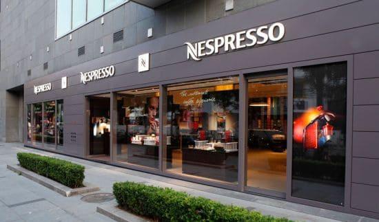 Nespresso in China