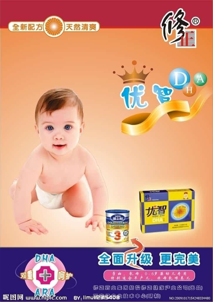 The infant formula market in China