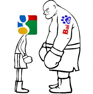 The differences between SEO on Google and Baidu
