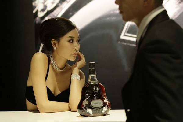 "The Chinese cognac market according to ""cognac-expert.com"""