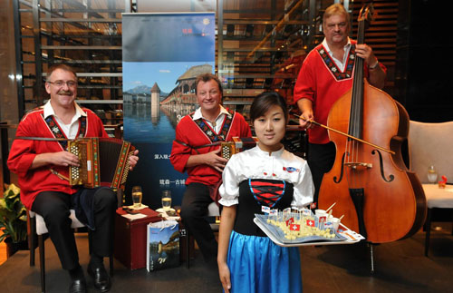 How Switzerland Attracts Tourists from China?