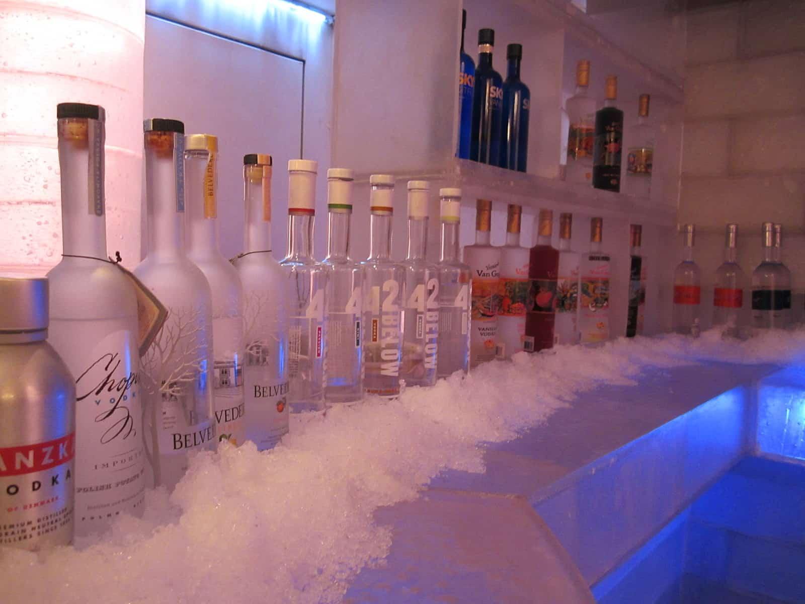 The vodka market in China