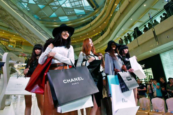 Top 10 French Luxury Brands for the Chinese