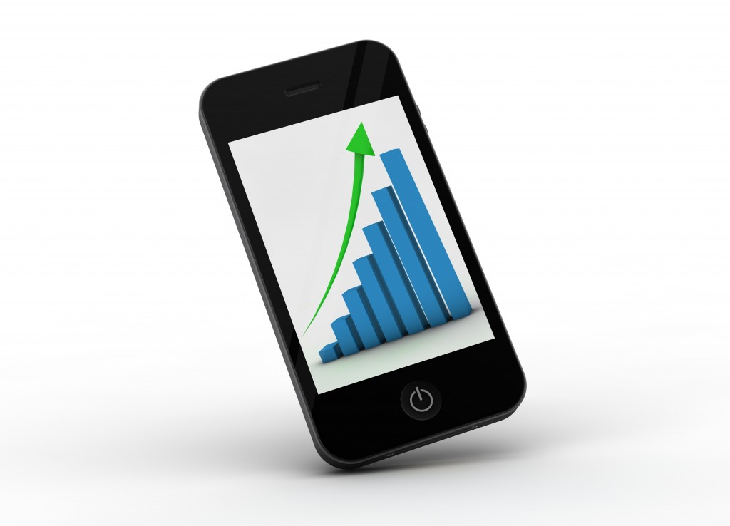 smartphone growth