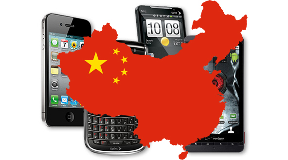 Major elements of understanding on developments of the smartphones sector in China