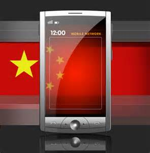 China top domestic mobile brands