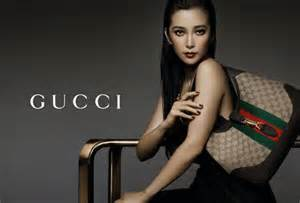 Gucci sales in China