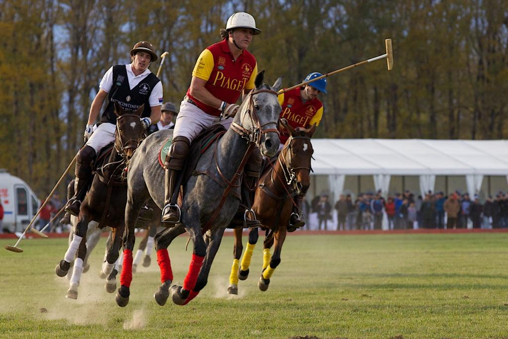 The Third British Polo Day China in Beijing