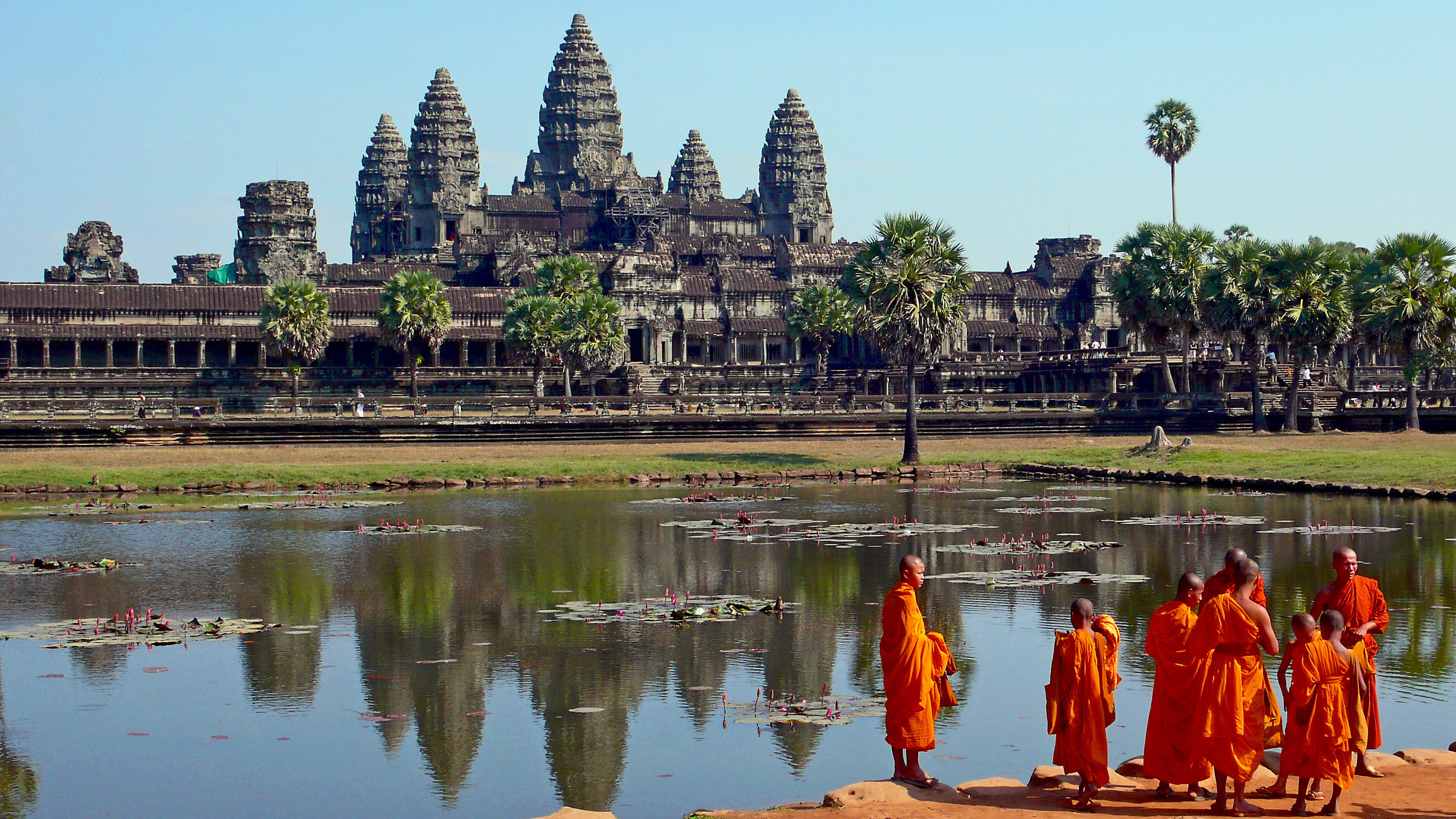 +60% Chinese Tourists in Cambodia
