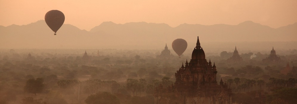 Attract Chinese Travelers to Myanmar