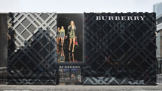 Burberry is conquering China
