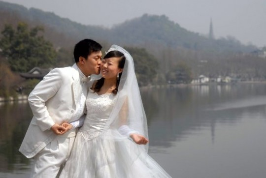 How luxury brands can benefit from the China's wedding industry?