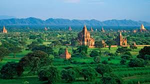 The Myanmar's Market is developping very fast