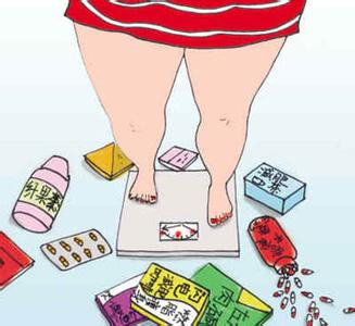 The market of products for weight-loss in China