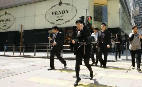 The success of Italian Luxury Brands in China