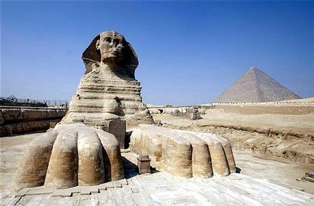 Egypt files a complaint to UNESCO against China for building its own sphinx