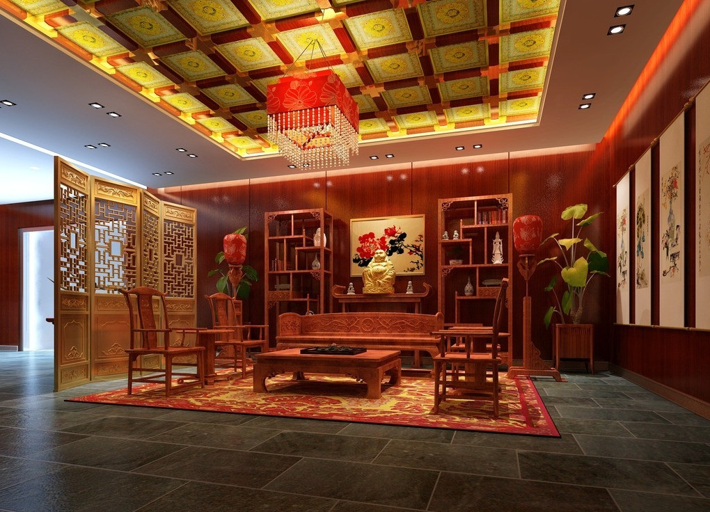 Five chinese domestic brand design marketing china for Asian interior design living room