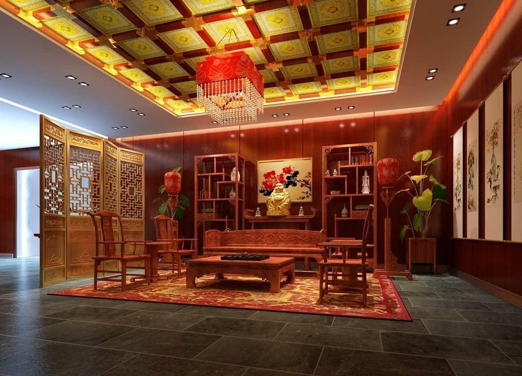 Five Chinese domestic brand design