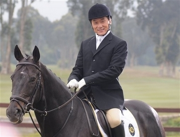 Horse riding is a new high potential market in China