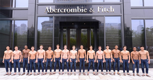 Abercrombie targets Chinese middle class with massive shop openings