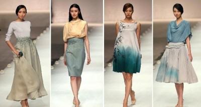 Chinese luxury brands are getting noticed by the Chinese market