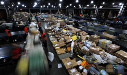 Logistics, a major key to success in China's e-commerce