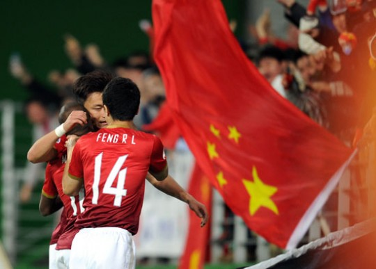 5 news about Chinese football
