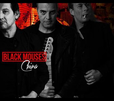 "Pop Rock band the ""Black Mouses"" comes to China!"