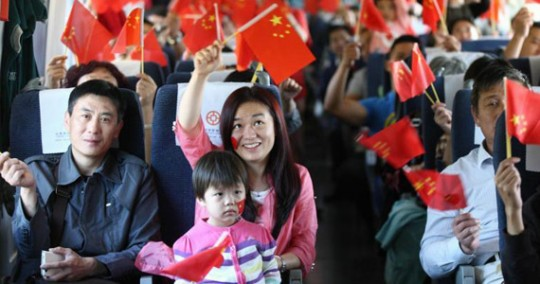 China's Golden Week is finally here! (for the greatest delight of tourism professionals)