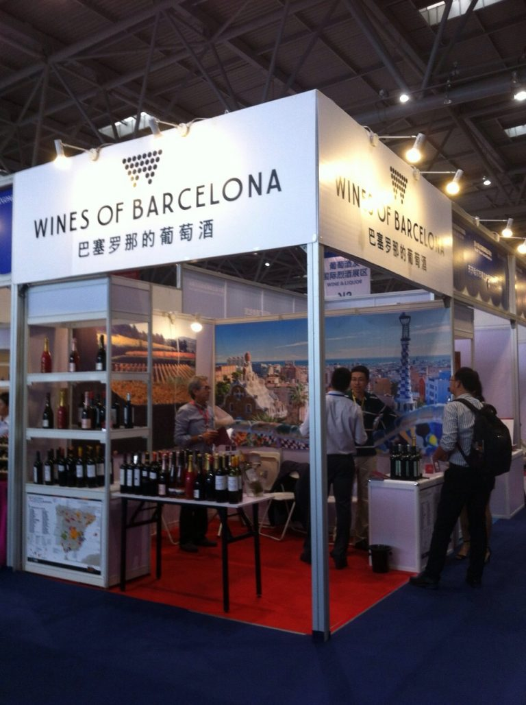 Interview of Alex Batalla Puignou, manager of Wines of Barcelona