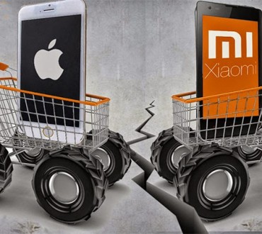 Xiaomi new strategy one old iphone for a new Xiaomi Note!