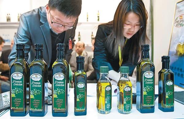 China olive