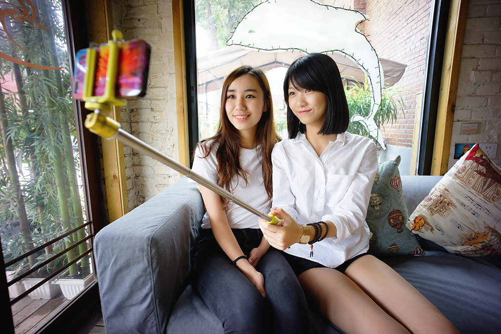 Revolution in Beauty photos in China