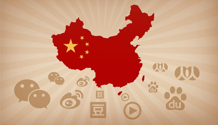 Where to launch a communication campaign in China ?
