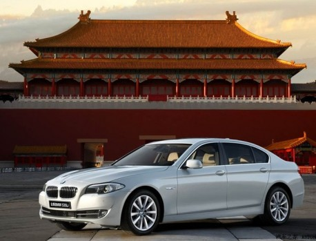 Luxury cars in China : show your guts, forget the name!