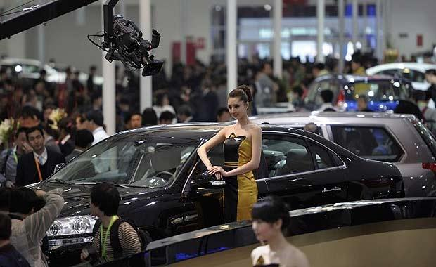 Now is the time to promote your luxury car brand in China!